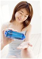 洗顔後のケアは重要。しっかりと水分を補給しよう